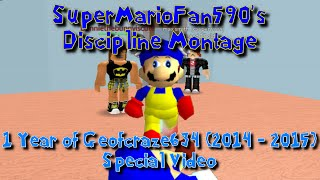 disciplina Montage di SuperMarioFan590 (versione ritardato) (SM64 / ROBLOX)