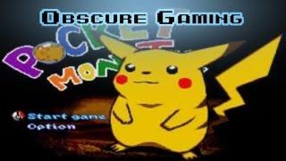 obscure gaming pocket monsters bootleg genesis snes