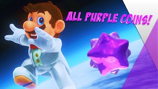 Moon Kingdom Purple Coin Guide ll Super Mario Odyssey Road to 100%