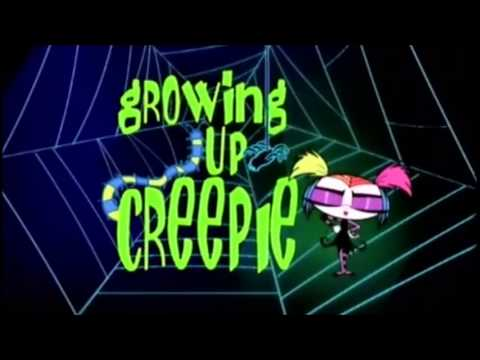Growing Up Creepie - Theme and ending song (Serbian)