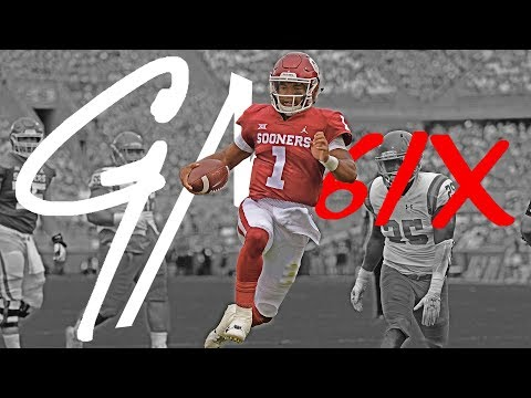 II Kyler Knows II Official Heisman Highlights of Oklahoma Quarterback Kyler Murray