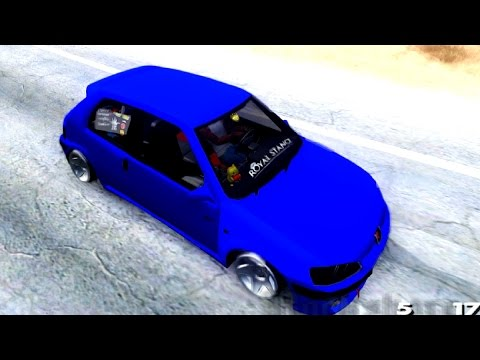 Peugeot 106 - GTA San Andreas