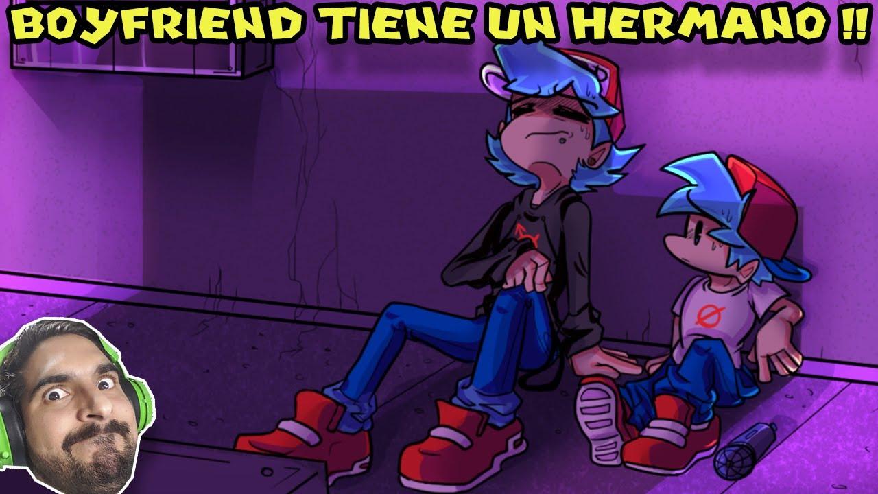 BOYFRIEND TIENE UN HERMANO MAYOR !! -  Friday Night Funkin con Pepe el Mago (#57)