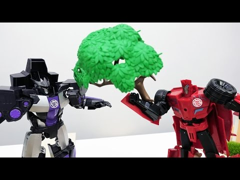 Трансформеры Роботы под Прикрытием (Transformers Robots in Disguise) - ч.3 - Оптимус Прайм