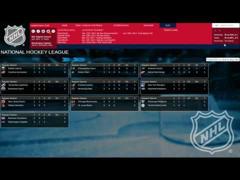 Franchise Hockey Manager 3: Washington Capitals | Episode 3
