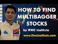 Fundamental Analysis in Simple Way | How to Find Multibagger Stocks