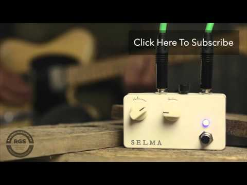 TMG Guitar Co Selma Overdrive - Overview By Rogueguitarshop.com