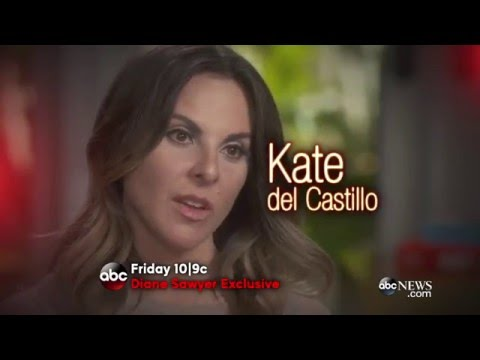 Kate del Castillo tells her story. What does she have to say about El Chapo and Sean Penn ?
