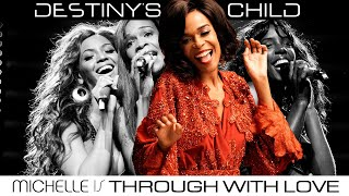 Michelle Williams is THROUGH With Love!
