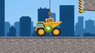 Мультик ИГРА про МАШИНКИ - строительные машинки [3]