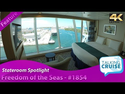 Best Room for Families on Freedom of the Seas - Family Panoramic - #1854