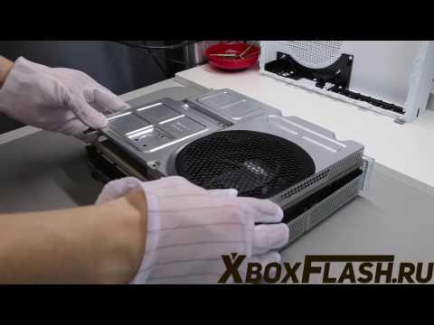 Разборка Xbox One S (видео инструкция)