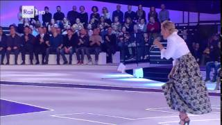 Lorella Cuccarini & Heather Parisi ballano in Nemicamatissima