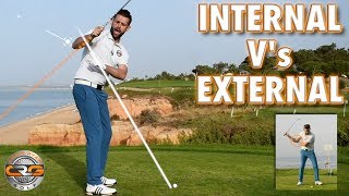TRAIL ARM, INTERNAL V's EXTERNAL ROTATION