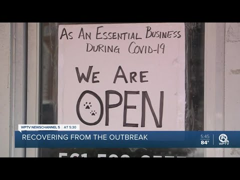 Lake Worth Beach Businesses Seek Answers During Economic Recovery