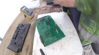 Фото How To Disassemble And Assemble The Chrysler Dodge Fuse Box / Разбираем блок предохранителя Chrysler