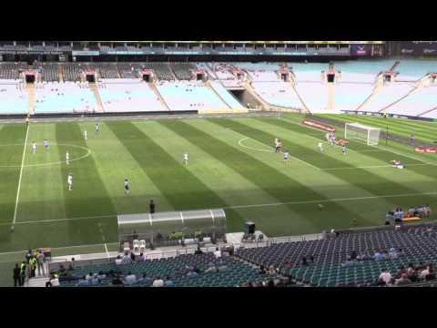 WWL 090116 Rnd 13 Sydney FC vs Newcastle Jets 2nd Half