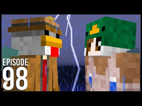 Hermitcraft 6: Episode 98 - POULTRY MAN RISES