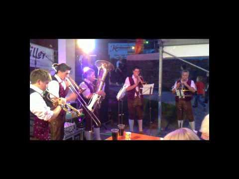 SI-Brass zu Gast beim Volte in Buggl in Bach