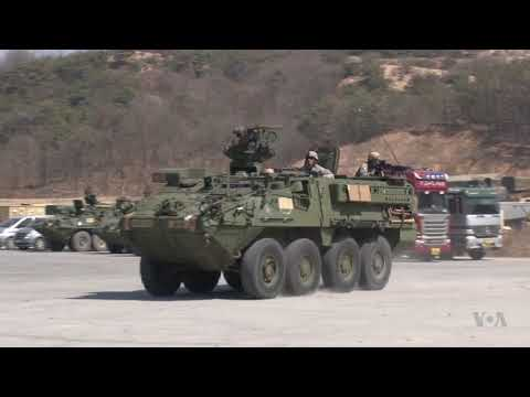 Downscaled US-South Korea Military Drills Could Be Part of Nuclear Deal