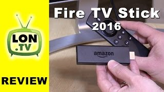 New Amazon Fire TV Stick Review - $39 Streaming Media Player with Alexa