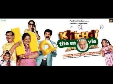 Download Khichdi : The Movie in Hindi HD | Comedy Being LIMITLESS