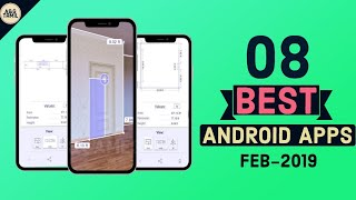 TOP 08 APPS OF THE MONTH - 🔥 FEBRUARY 2019🔥/TOP APPS OF THE MONTH📲