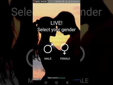 Live Talk Video Call