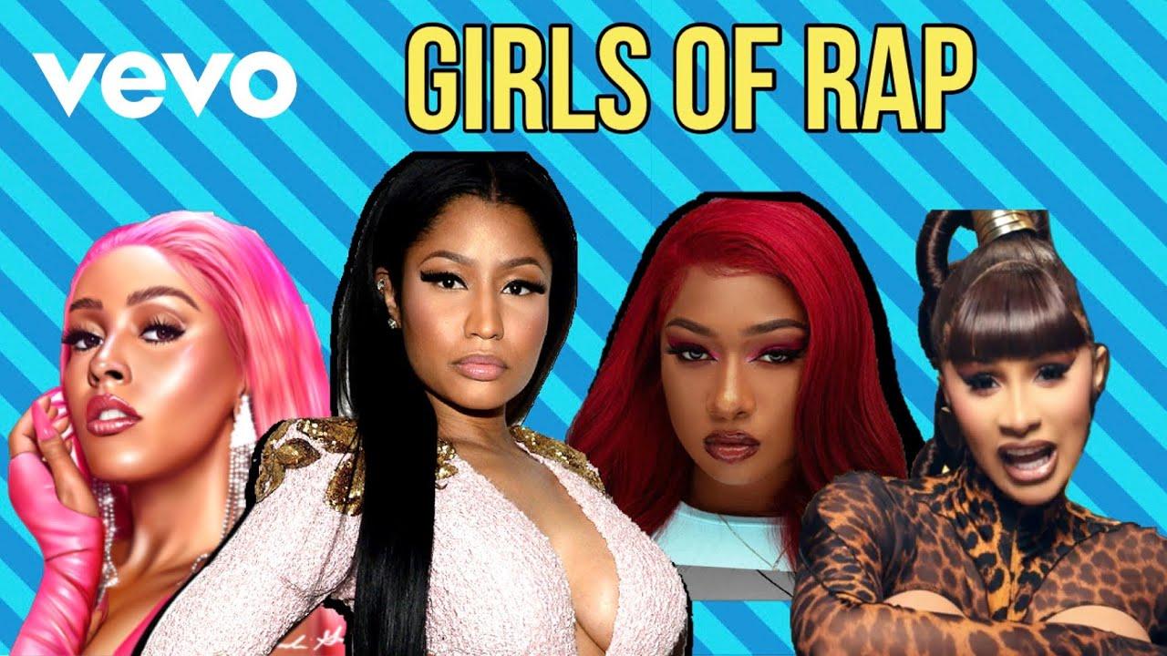 The Girls of Rap - ft. Nicki, Cardi, Doja and Meg (Original Song)