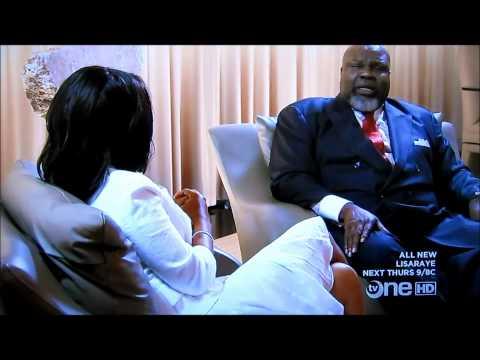 Bishop TD Jakes On LisaRaye The Real McCoy Giving REAL TALK