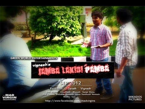 Download JAMBA LAKIDI PAMBA - Telugu Short Film By MV Media