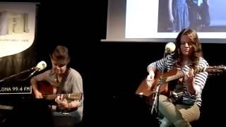 Jesse & Joy - Gotitas de Amor (Acústico, Barcelona)