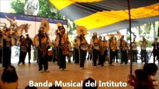 Banda de Musica del instituto Atenas Tec...