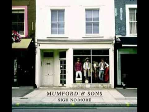Mumford & Sons - White Blank Page [With Lyrics]