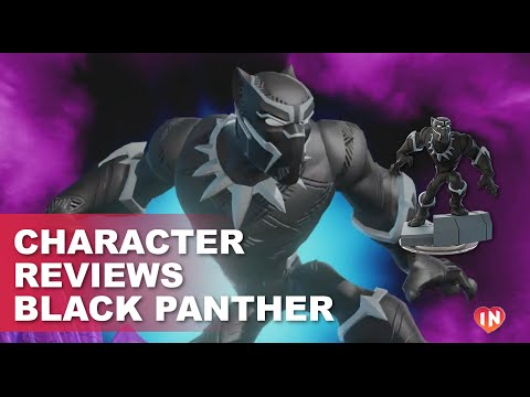 Black Panther Disney Infinity 3.0 (PS4) Gameplay Thoughts and Review