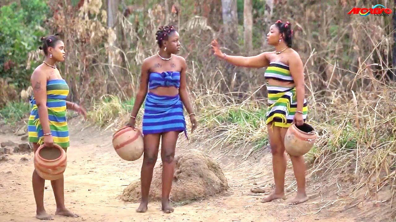 Download THE BEAUTIFUL MAIDEN WHO DIDN'T KNOW SHE WAS GOING TO BE QUEEN - 2019 FULL NIGERIAN MOVIES