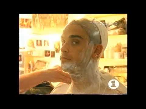 Robbie Williams - Skinned Alive: The Making Of Rock DJ