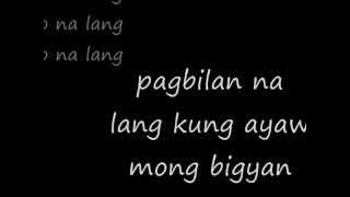 Kwek kwek Lyrics by PARD (Bubble Gang)