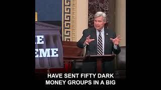 Sen. Whitehouse Clip from a Scheme Speech on Dark Money