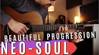 Beautiful Neo-Soul/Instagram Chords on Guitar