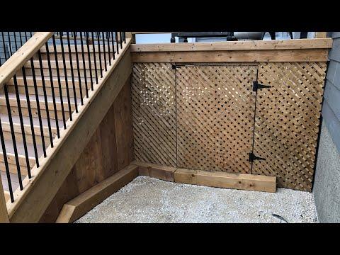 lattice-gate-and-enclosure