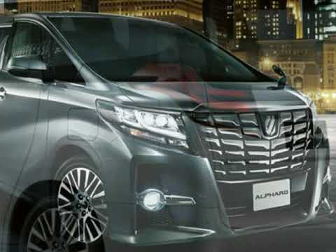 2018 Toyota Alphard Interior-Exterior-Seating Capacity-Dimension-Price