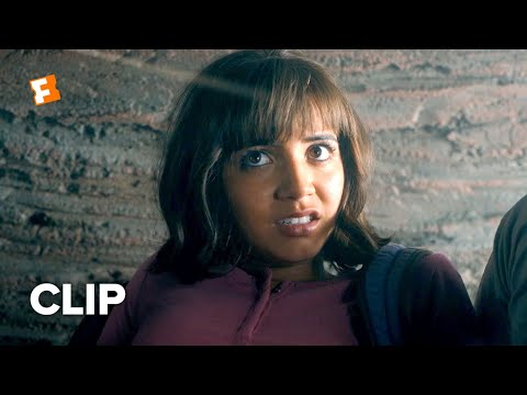 Dora and the Lost City of Gold Exclusive Movie Clip - Not Safe (2019) | Movieclips Coming Soon