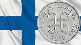 Finland 1 Penni 1979 Coin