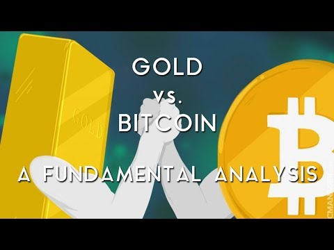 GOLD VS. BITCOIN | A fundamental analysis