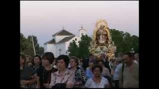 Venida de la Virgen del Valle 2007 Manzanilla (Huelva)