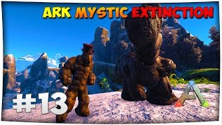BOUSE POOP MONSTERS HYPE | ARK Mod ARK FR Extinction #Ep13