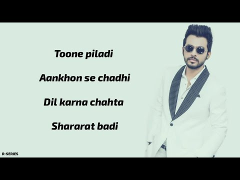 Kuch Kuch (Lyrics) - Tony Kakkar | Ankitta Sharma | New Hindi Songs 2019