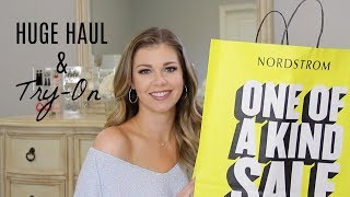 Nordstrom Anniversary Sale Haul 2018 | Try-On & Sizing Reviews!