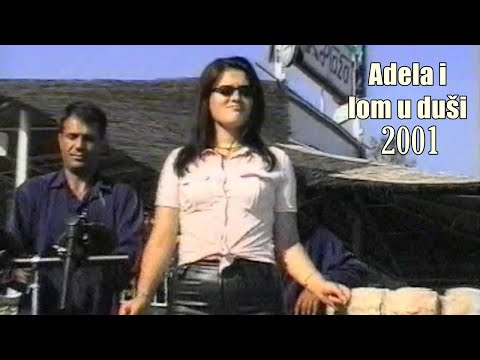 Adela i Lom u dusi (Kompletan album Vozi mala ) Studio Kemix (Official video 2001)